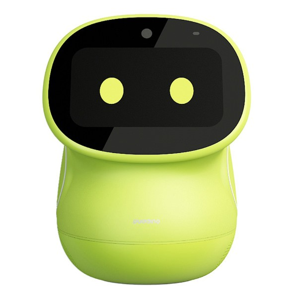"""BeanQ is a cute and friendly AI powered robot that teaches and builds meaningful values in the young minds but comes with the ability of """"remote babysitting"""" mode."""
