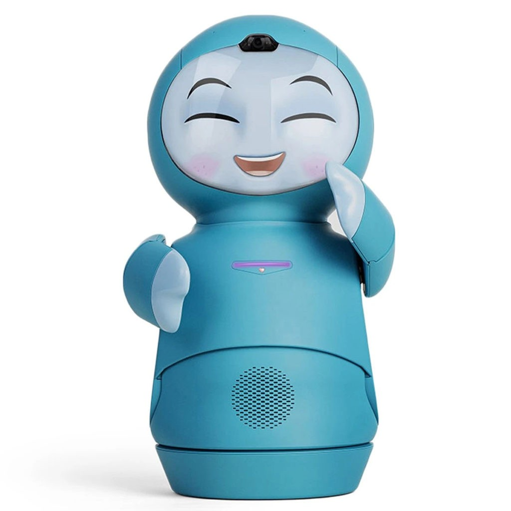 Moxie is an adorable AI assistant for children that is designed to help kids learn things at home.